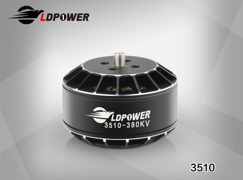 UFO 3510 Multicoptor Motor