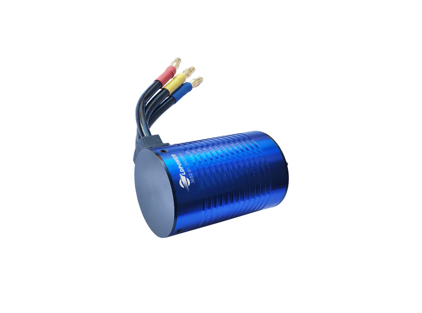 LDPOWER 3652-01-3421KV/3800KV  4 pole sensorless  Inrunner brushless motor for 1:10  RC car